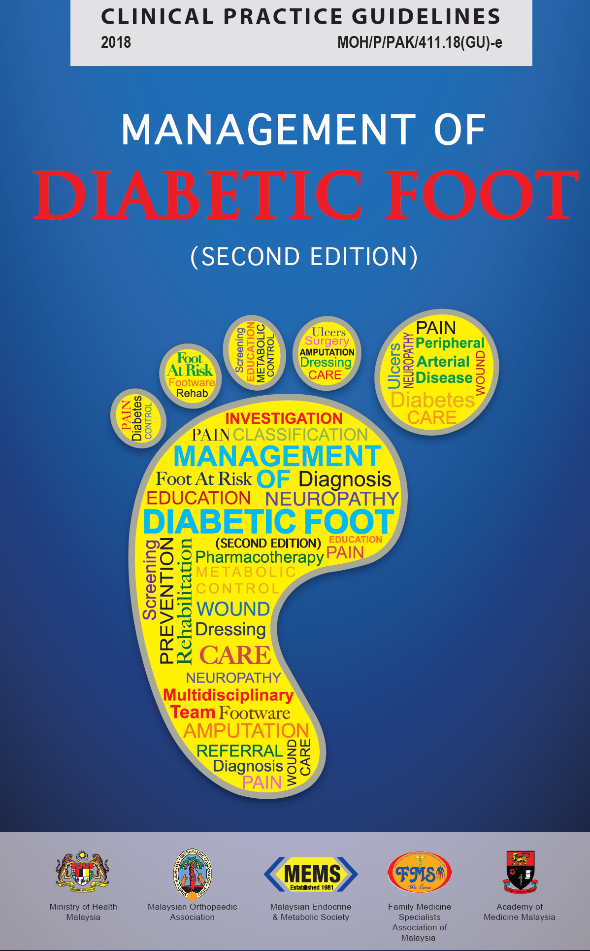Cpg Management Of Diabetic Foot Second Edition 2018 Malaysian
