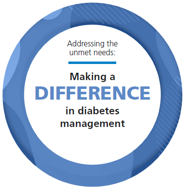 "Webinar ""Addressing the Unmet Needs: Making a Difference in Diabetes Management"""