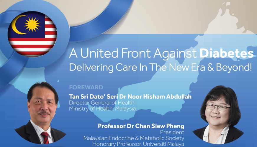 """30.1.2021 – Webinar """"A United Front against Diabetes – Delivering Care in the New Era & Beyond"""""""